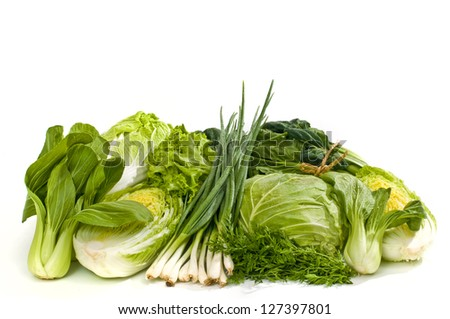 Vegetables, - stock photo