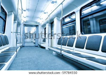 vehicle interior - stock photo