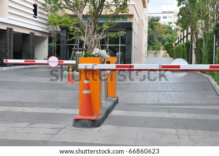 Vehicle Security Barriers