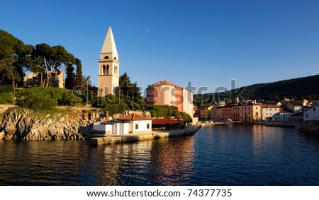 Veli Losinj Veli Losinj is The Second