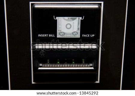 vending machine - stock photo