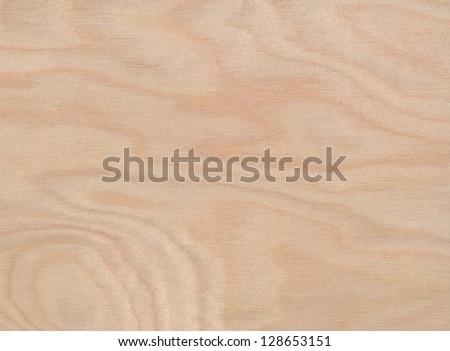 veneer beige wood texture (for background) - stock photo