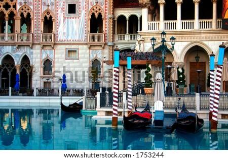 Venetian, Las Vegas - stock photo