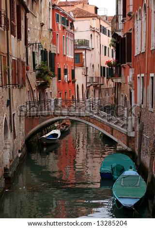 Venice 01 - stock photo