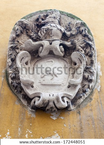 Venice, Italy . Architectural details