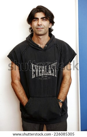 VENICE, ITALY - AUGUST 31: Director Fatih Akin attends the 'The Cut' photo-call during the 71st Venice Film Festival on August 31, 2014 in Venice, Italy.