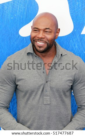 VENICE, ITALY - SEPTEMBER 10, 2016:  Antoine Fuqua during the 73th Venice Film Festival 2016 in Venice,