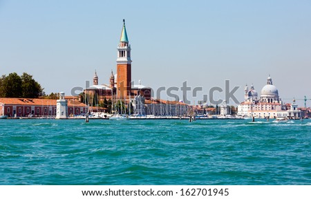 Venice, San Marco - stock photo
