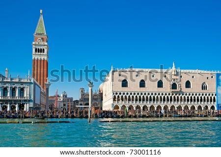 Venice, San Marco. Italy. - stock photo