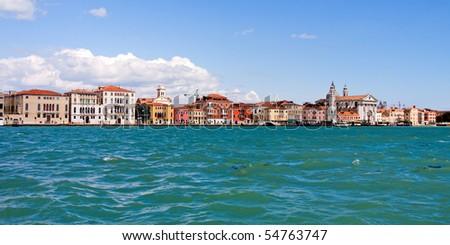 Venice, travel place - stock photo
