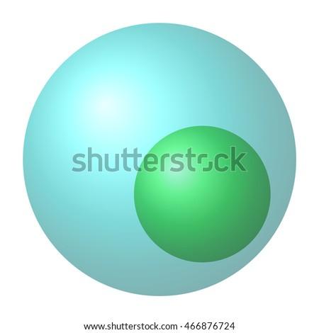 Venn Diagram Subsets Stock Illustration 466876724 Shutterstock