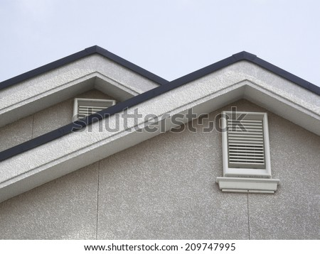Ventilation Under The Roof