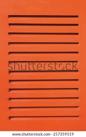 Ventilator for container - stock photo