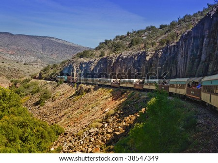 verde canyon steam train