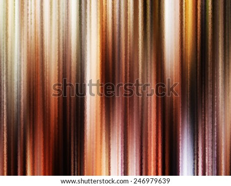 Vertical curtains golden orange business crystall abstraction background backdrop - stock photo