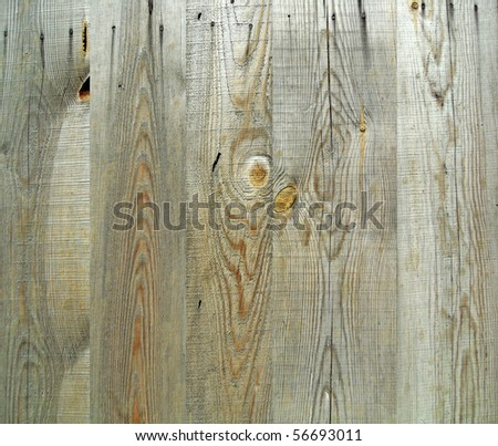vertical tiling wood fence texture - stock photo