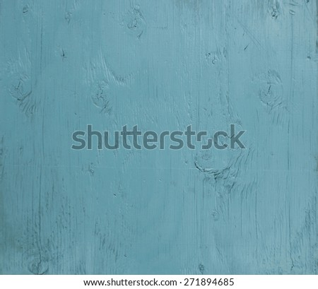 vertical tiling wood plank texture in blue color - stock photo