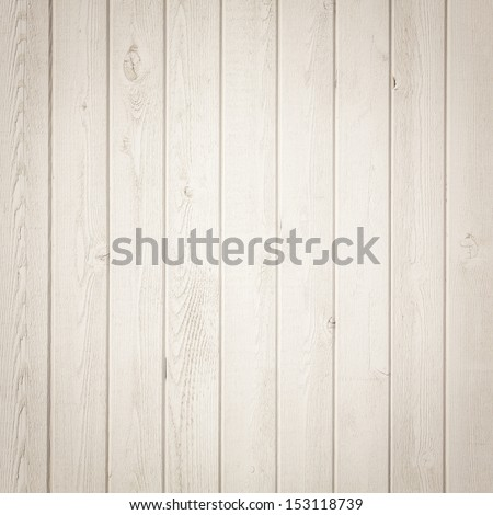 Vertical wooden fence close up - stock photo