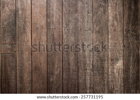 vertical wooden fence panels