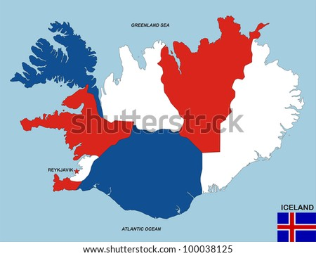Very Big Size Mauritius Political Map Stock Illustration 122368879