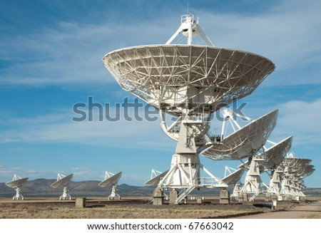 Hat creek ca radio telescope