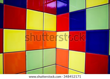 colorful tiles stock images royalty free images vectors. Black Bedroom Furniture Sets. Home Design Ideas