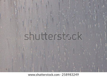 Very old grey wall with paint grunge background.  - stock photo