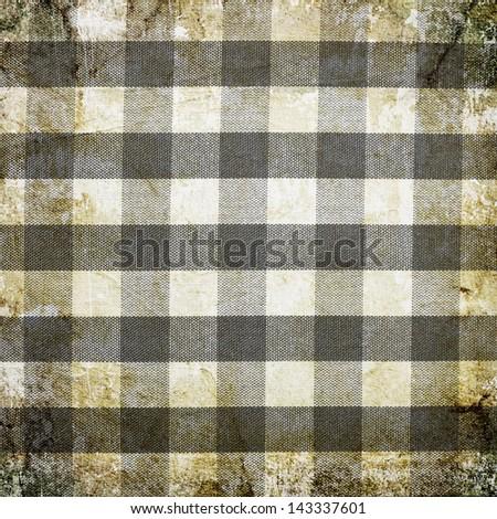 Very old grungecanvasr background or texture - stock photo