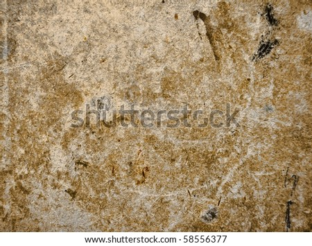 very old paper grunge background - stock photo