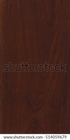 Very realistic faux painted Walnut wood texture panel