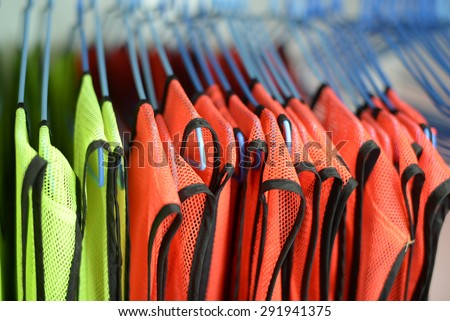 Vest, who commanded the fire and emergency. - stock photo