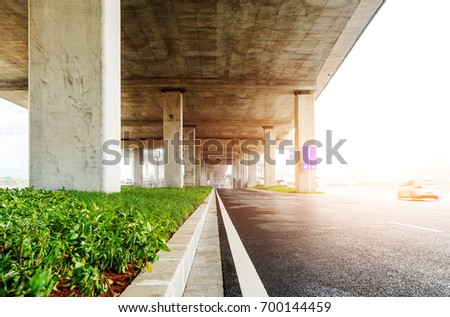 Rigid frame stock images royalty free images vectors for Entrance to rivet city