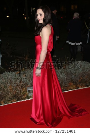 Victoria Pendleton arriving for the Night of Heroes: The Sun Military Awards 2012 held at the Imperial War Museum, london, 06/12/2012 Picture by: Henry Harris - stock photo
