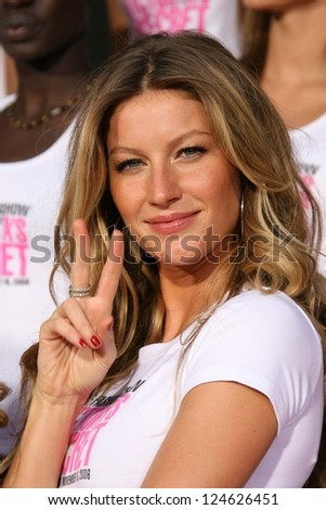 Victoria's Secret models receiving the Key to the City of Hollywood. Grauman's Chinese Theatre, Hollywood, California. November 15, 2006. - stock photo