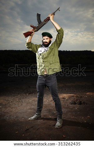 Victory - stock photo