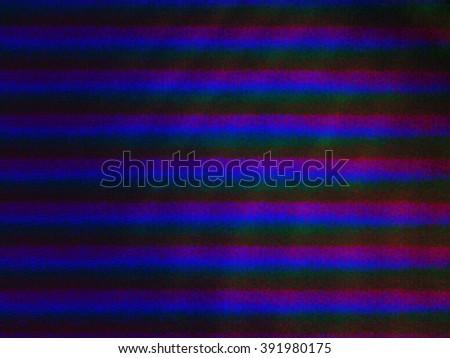 Video Distortion Dreams - stock photo
