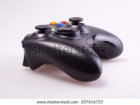 Video Game Controller childhood