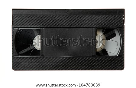 videotape - stock photo