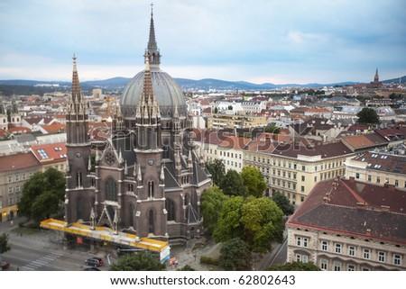 Vienna, Austria - stock photo