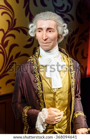 Haydn Stock Images Royalty Free Vectors