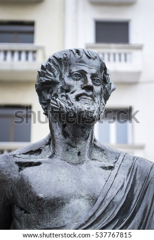 an aristotelian view on the city and citizen Made for happiness: in the first five chapters he summarises aristotle's philosophy and interprets it according to vanier's view of aristotelian ethics are.