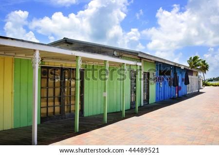 view of Key West, Florida Keys, USA - stock photo