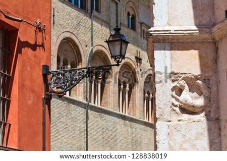 View of Parma. Emilia-Romagna. Italy. - stock photo