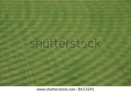 View of Petco Park Stadium Outfield during the day - San Diego - stock photo