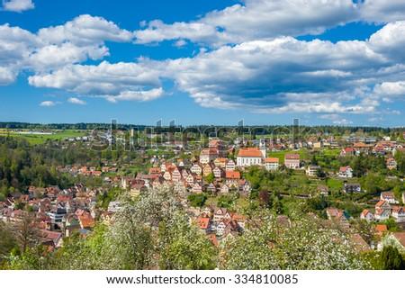 Altensteig City