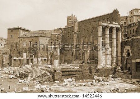 stock-photo-view-of-the-markets-of-augustus-and-trajan-in-the-roman-forum-rome-italy-done-in-a-sepia-tone-14522446.jpg