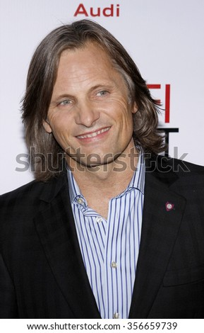 "Viggo Mortensen at the AFI FEST 2009 Screening of ""The Road"" held at the Grauman's Chinese Theater in Hollywood, California, United States on November 4, 2009."