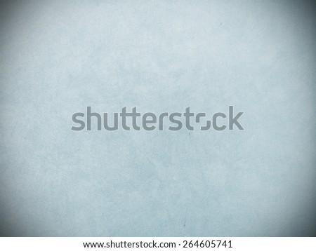Vignette Blue Background Texture - stock photo