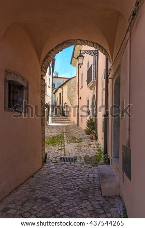 Villetta Barrea is a town in the province of L'Aquila (Italy), on the Barrea lake, in the heart of National Park of Abruzzo (in italian Parco Nazionale d'Abruzzo)