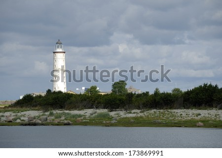 Vilsandi Lighthouse, Estonia